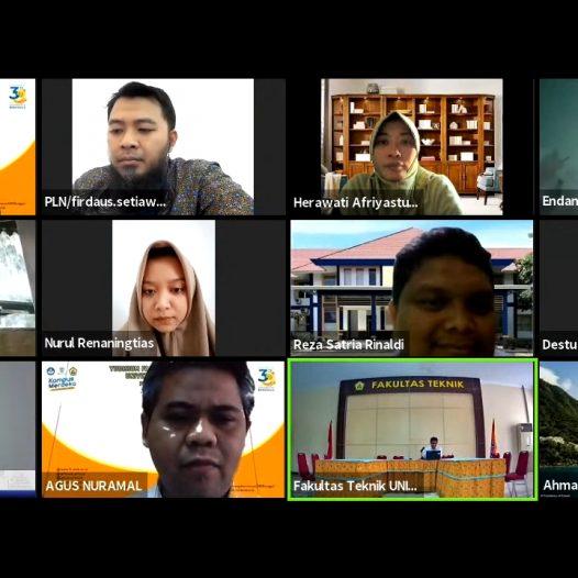 Workshop Penyusunan Kurikulum Merdeka Belajar Kampus Merdeka