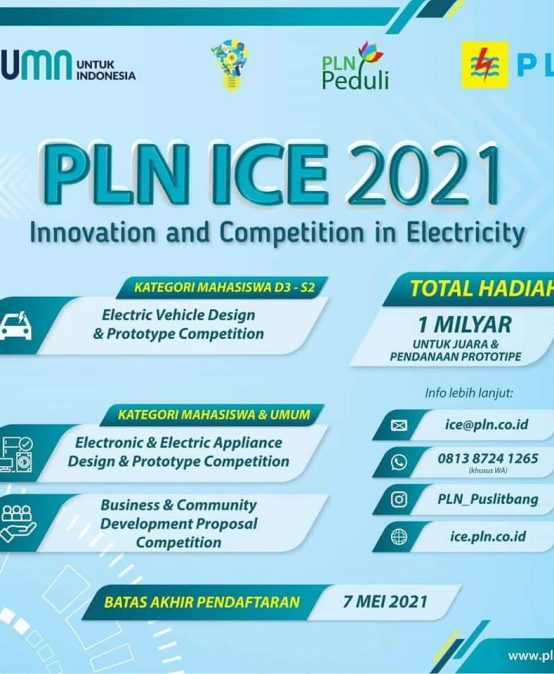 PLN ICE 2021 Innovation and Competition in Electricity