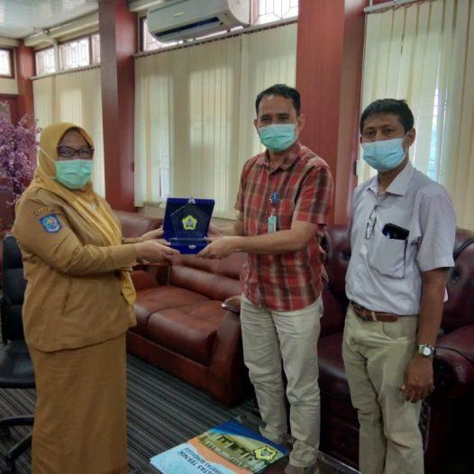 Penandatanganan Surat Perjanjian Kerjasama Dinas Pekerjaan Umum & Pemukiman Rakyat (PUPR) Provinsi Bengkulu dan Fakultas Teknik Universitas Bengkulu
